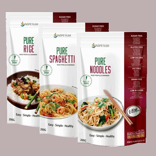 PurePasta Mix Packet
